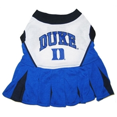 Mirage Pet Products Duke Blue Devils Cheer Leading MD
