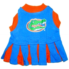 Mirage Pet Products Florida Gators Cheer Leading SM