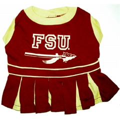 Mirage Pet Products Florida State Seminoles Cheer Leading SM