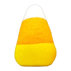 Mirage Pet Products Halloween Plush Toys Candy Corn Small