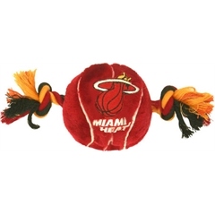 Mirage Pet Products Miami Heat Ball Toy