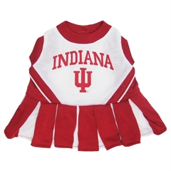 Mirage Pet Products Indiana Hoosiers Cheer Leading SM