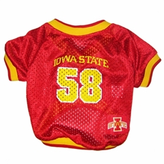 Mirage Pet Products Iowa State Cyclone Jersey Large
