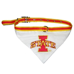 Mirage Pet Products Iowa State Cyclone Bandana Small