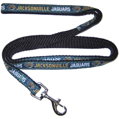 Mirage Pet Products Jacksonville Jaguars Leash Large