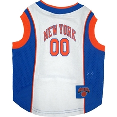Mirage Pet Products New York Knicks Jersey XS