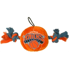 Mirage Pet Products New York Knicks Ball Toy