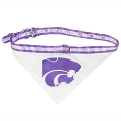 Mirage Pet Products Kansas State Wildcats Bandana Medium