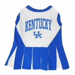 Mirage Pet Products Kentucky Wildcats Cheer Leading XS