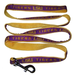Mirage Pet Products LSU Tigers Leash Medium