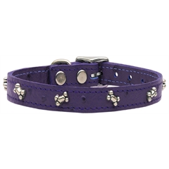 Mirage Pet Products Faux Ostrich Bone Purple 12