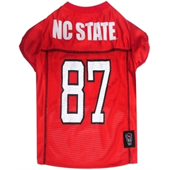 Mirage Pet Products North Carolina State Wolfpack Jersey Small