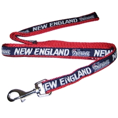 Mirage Pet Products New England Patriots Leash Large