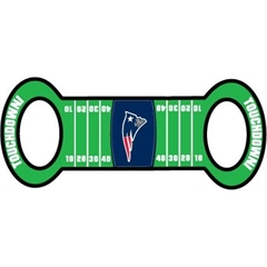 Mirage Pet Products New England Patriots Field Tug Toy