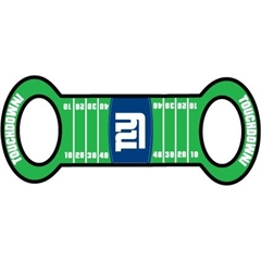 Mirage Pet Products New York Giants Field Tug Toy