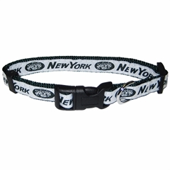Mirage Pet Products New York Jets Collar Medium