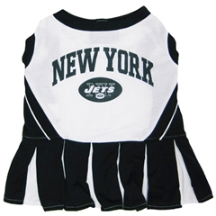 Mirage Pet Products New York Jets Cheer Leading SM