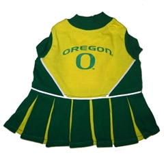 Mirage Pet Products Oregon Ducks Cheer Leading SM