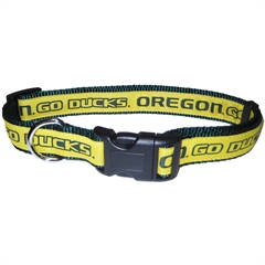 Mirage Pet Products Oregon Ducks Collar Medium