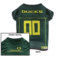 Mirage Pet Products Oregon Ducks Jersey Large