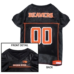 Mirage Pet Products Oregon State Beavers Jersey XS