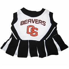 Mirage Pet Products Oregon State Beavers Cheer Leading SM