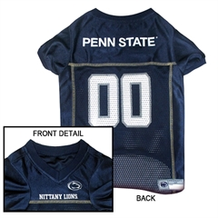 Mirage Pet Products Penn State Nittany Lions Jersey Medium