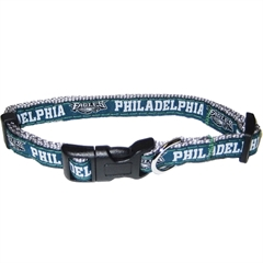 Mirage Pet Products Philadelphia Eagles Collar Small