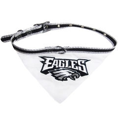 Mirage Pet Products Philadelphia Eagles Bandana Medium