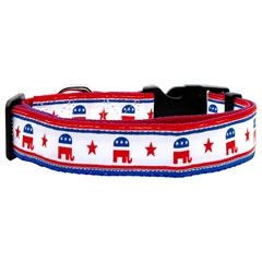 Mirage Pet Products Political Nylon Republican Med