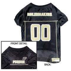 Mirage Pet Products Purdue University Jersey Medium