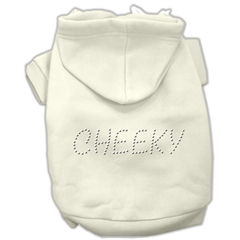Mirage Pet Products Cheeky Hoodies Cream M (12)