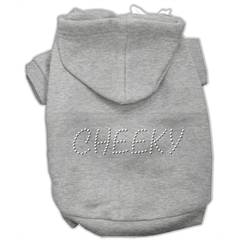 Mirage Pet Products Cheeky Hoodies Grey S (10)