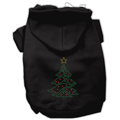 Mirage Pet Products Christmas Tree Hoodie Black XL (16)