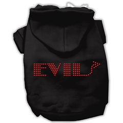 Mirage Pet Products Evil Hoodies Black XXL (18)