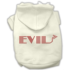 Mirage Pet Products Evil Hoodies Cream XS (8)