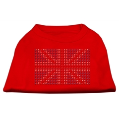 Mirage Pet Products British Flag Shirts Red XXL (18)