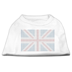 Mirage Pet Products British Flag Shirts White L (14)