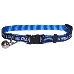 Mirage Pet Products San Diego Chargers Cat Collar