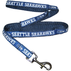Mirage Pet Products Seattle Seahawks Leash Large