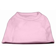Mirage Pet Products Plain Shirts Light Pink  XXL (18)