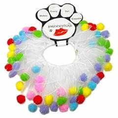"""Mirage Pet Products Birthday Fuzzy Wuzzy Smoochers L (16"""") Fuzzy"""