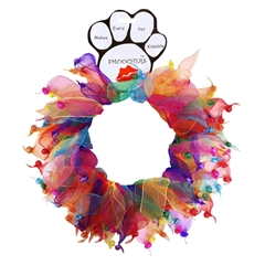 Mirage Pet Products Confetti Bell Smoocher Large