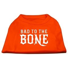 Mirage Pet Products Bad to the Bone Dog Shirt Orange XXXL (20)