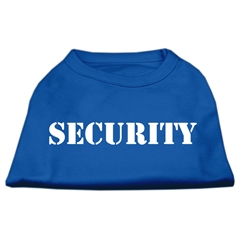 Mirage Pet Products Security Screen Print Shirts Blue XXXL (20)
