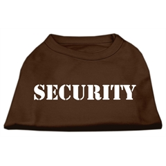 Mirage Pet Products Security Screen Print Shirts Brown XXXL (20)