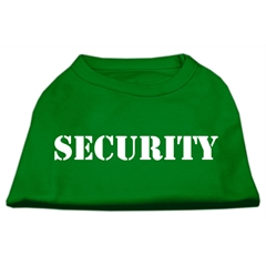 Mirage Pet Products Security Screen Print Shirts Emerald Green XS (8)