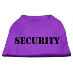 Mirage Pet Products Security Screen Print Shirts Purple 6X (26)