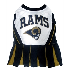 Mirage Pet Products St. Louis Rams Cheer Leading MD