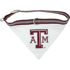 Mirage Pet Products Texas A&M Aggies Bandana Small